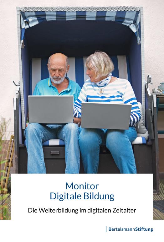 """mmb legt """"Monitor Digitale Bildung"""" zur Digitalisierung in der Weiterbildung vor"""